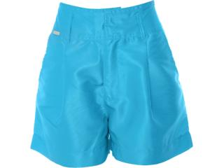 Bermuda Feminina Dopping 013132511 Azul Mar - Tamanho Médio