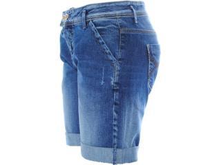 Bermuda Dopping 013112033 Cor Jeans Comprar na Loja... 6020604d2654f