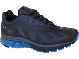 Tênis Masculino Nike 525223-014 Air Max 96+ Evolve Preto/azul - Tamanho Médio
