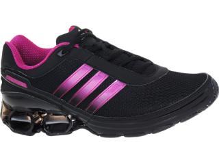 Tênis Feminino Adidas V21711 Devotion pb Preto/violeta - Tamanho Médio