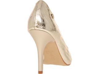 602d9788f Sapato Vizzano 1071607 Dourado Comprar na Loja online...