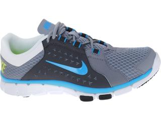 Tênis Masculino Nike 525730-005 Flex Supreme tr Cinza/chumbo/azul/branco - Tamanho Médio