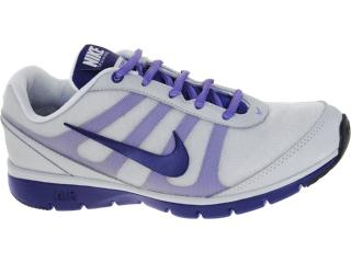 Tênis Feminino Nike 488111-001 Air Total Core tr Cinza/roxo - Tamanho Médio