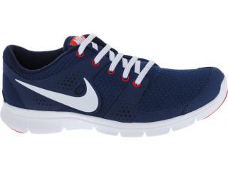 Tênis Masculino Nike 525762-400 Flex Experience rn Marinho/branco - Tamanho Médio