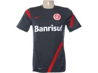 Camisa Masculina Inter 531115-061 Chumbo/vermelho - Tamanho Médio