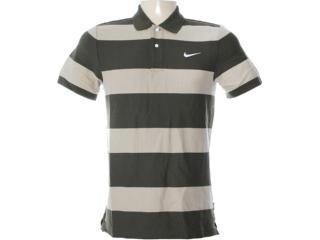 Camisa Masculina Nike 481140-306 Caqui/musgo - Tamanho Médio
