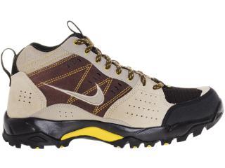Tênis Masculino Nike 380590-202 Salbolier Mid Bege/marrom - Tamanho Médio