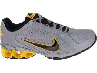 Tênis Masculino Nike 487979-070 Impax Atlas 3 sl Cinza/amarelo - Tamanho Médio