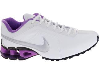 Tênis Feminino Nike 512767-101 Impax Emirro ii sl Embbranco/lilas - Tamanho Médio