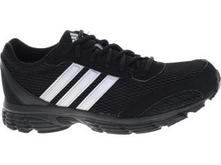 Tênis Masculino Adidas G61541 Vanquish 6m Preto/prata - Tamanho Médio