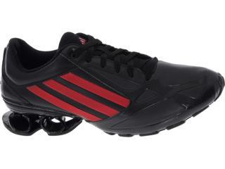 Tênis Masculino Adidas G62716 Cosmos m Preto/vermelho - Tamanho Médio