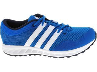 Tênis Masculino Adidas G60147 Falcon Elite 3m  Azul Bic/branco - Tamanho Médio