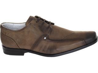 Sapato Masculino Ferracini 4634 Taupe - Tamanho Médio
