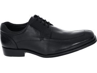 Sapato Masculino Democrata 45001 Preto - Tamanho Médio