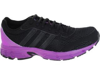 Tênis Feminino Adidas G61196 Vanquish 6w Preto/roxo - Tamanho Médio
