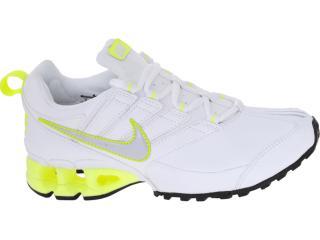 Tênis Feminino Nike 442472-106 Impax Contain sl Branco/limão - Tamanho Médio