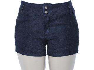Short Feminino Dopping 013012527 Jeans - Tamanho Médio