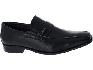 Sapato Masculino Democrata 13108 Preto - Tamanho Médio
