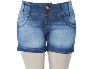 Short Feminino Oppnus 495 Jeans - Tamanho Médio