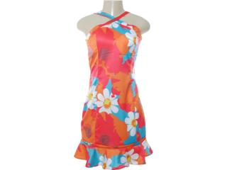 Vestido Feminino Dopping 018002517 Floral - Tamanho Médio
