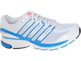 Tênis Masculino Adidas G61870 Resp Cush 21m Branco/azul - Tamanho Médio