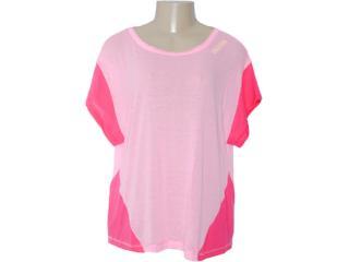 Camiseta Feminina Coca-cola Clothing 343200574 Rosa Claro - Tamanho Médio