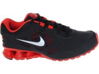 Tênis Masculino Nike 536809-004 Reax 7 tr Lea Preto/vermelho - Tamanho Médio