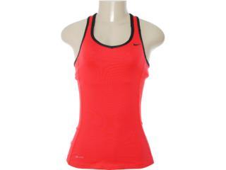 Regata Feminina Nike 449978-635 Tomate/chumbo - Tamanho Médio