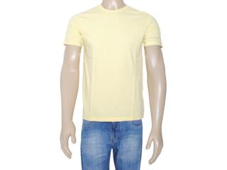 Camiseta Masculina Dzarm 6blp Yte10 Amarelo - Tamanho Médio