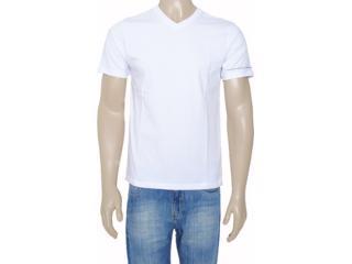 Camiseta Masculina Dzarm 6blm Noa10 Branco - Tamanho Médio