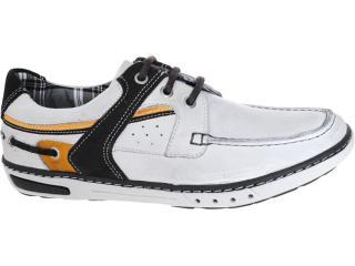 Sapato Masculino Pegada 12102-3 Giz - Tamanho Médio
