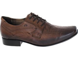Sapato Masculino Pegada 21402-5 Tabaco - Tamanho Médio
