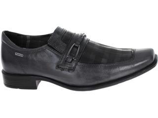 Sapato Masculino Pegada 21105-6 Grafite - Tamanho Médio