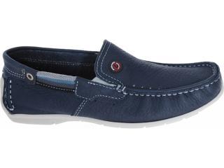 Sapato Masculino Pegada 8908-8 Azul - Tamanho Médio