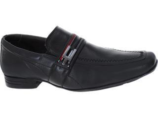 Sapato Masculino Sollu 12400 Preto - Tamanho Médio
