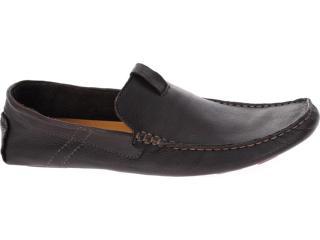 Sapato Masculino Sollu 950 Café - Tamanho Médio