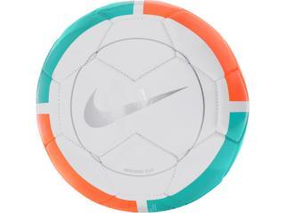 Bola Unisex Nike Sc2076-145 Branco/verde/laranja - Tamanho Médio