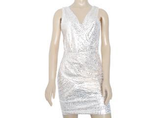 Vestido Feminino Lado Avesso 81515 Champanhe - Tamanho Médio