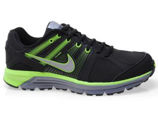 Tênis Masculino Nike 538422-002 Anodyne ds Shild Preto/limão/cinza - Tamanho Médio