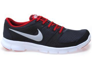Tênis Masculino Nike 525762-007 Flex Experience rn Chumbo/vermelho - Tamanho Médio