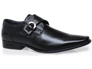 Sapato Masculino Ferracini 5416 Preto - Tamanho Médio