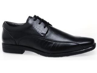 Sapato Masculino Ferracini 3362 Preto - Tamanho Médio