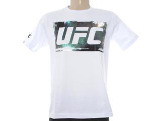 Camiseta Masculina Ufc Ufv13tsh005 Branco - Tamanho Médio