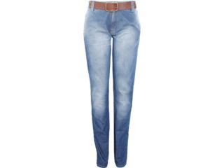 Calça Feminina Coca-cola Clothing 23201142 Jeans - Tamanho Médio