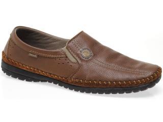 Sapato Masculino Free Way Lanner-3 325 Sesamo - Tamanho Médio