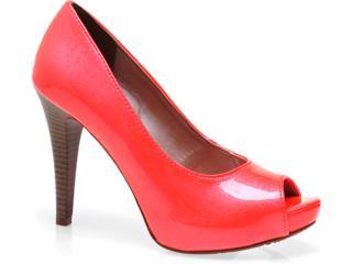 Sapato Feminino Via Marte 10-10701 Tangerina - Tamanho Médio