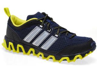 Tênis Masculino Adidas G60485 kx tr m Marinho/preto/amarelo - Tamanho Médio
