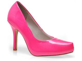 Sapato Feminino Vizzano 1043300 Chiclete - Tamanho Médio