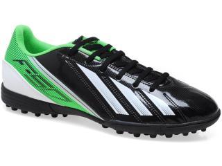Tênis Masculino Adidas G65447 f5 Trx tf Preto/verde/branco - Tamanho Médio