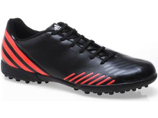 Tênis Masculino Adidas G64966 Predito lz Trx tf Preto/vermelho - Tamanho Médio